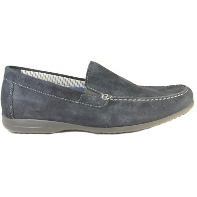 Sioux herenloafer sportief Giumelo 38661 H-wijdte